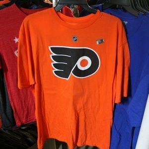 Flyers Jakub Voracek T-Shirt Orange